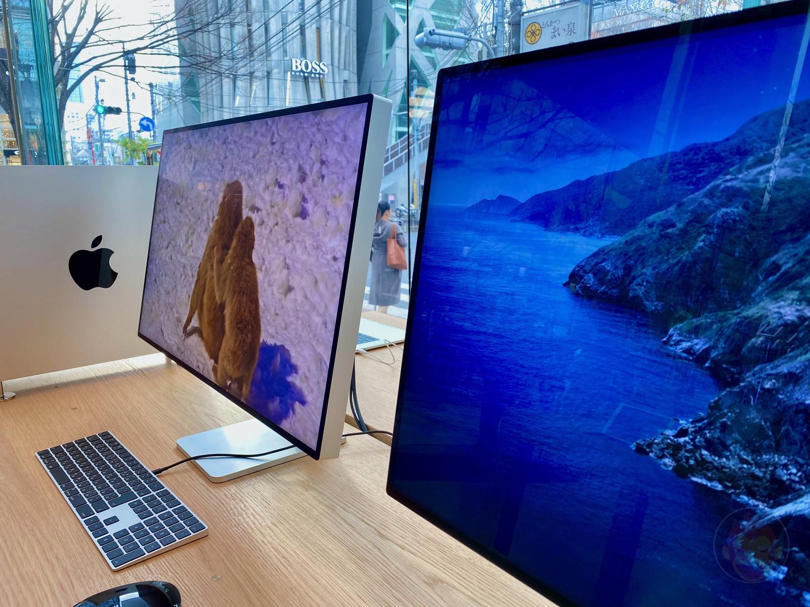 Mac Pro Pro Display XDR Apple Omotesando 04