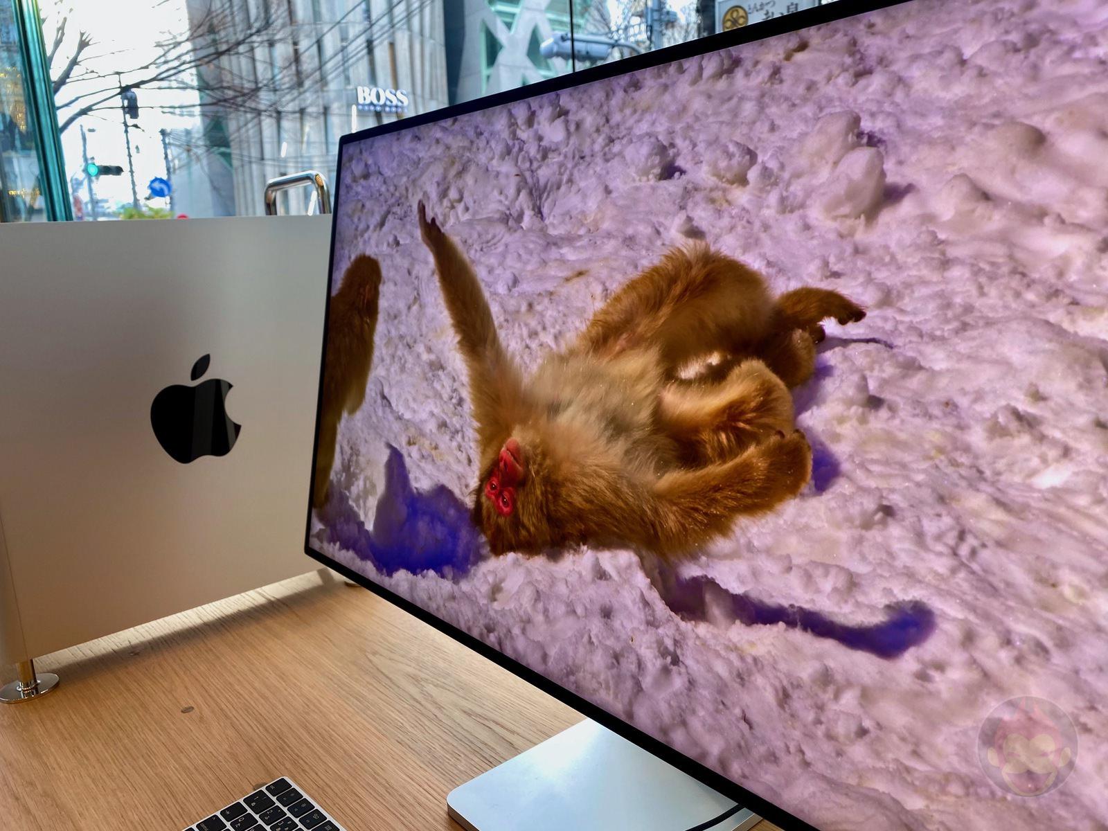 Mac Pro Pro Display XDR Apple Omotesando 05