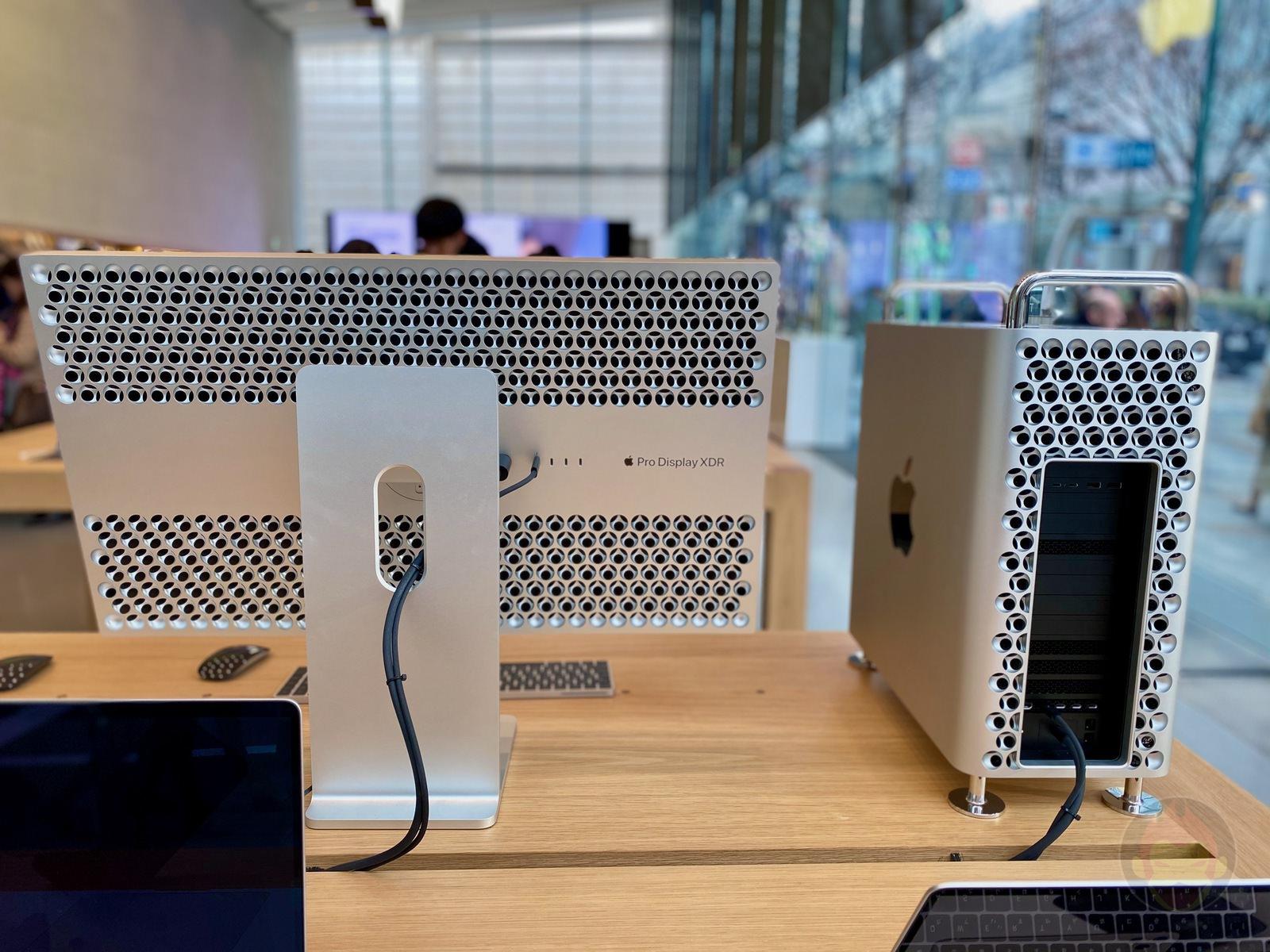 Mac Pro Pro Display XDR Apple Omotesando 19
