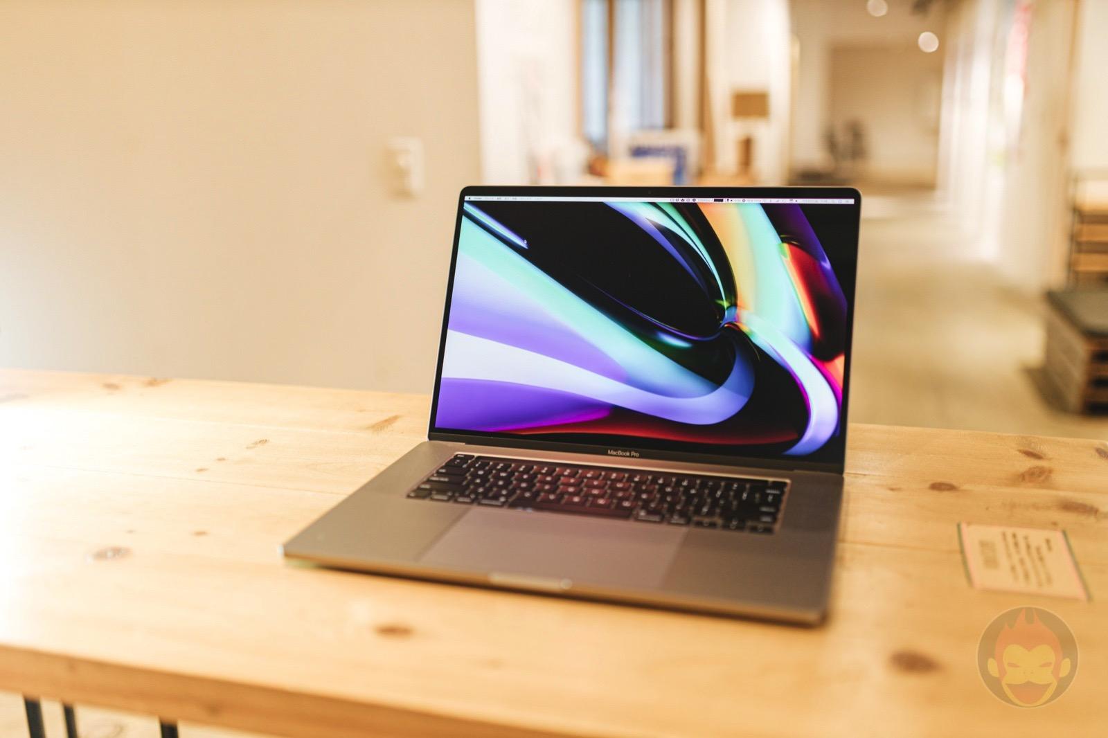 MacBook Pro 2019 16inch 01