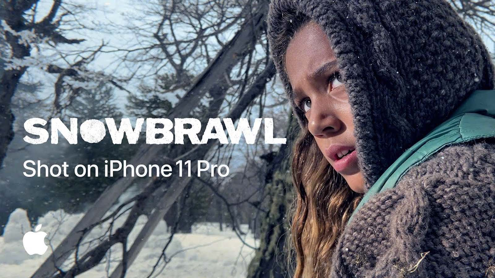 SnowBrawl Apple CM