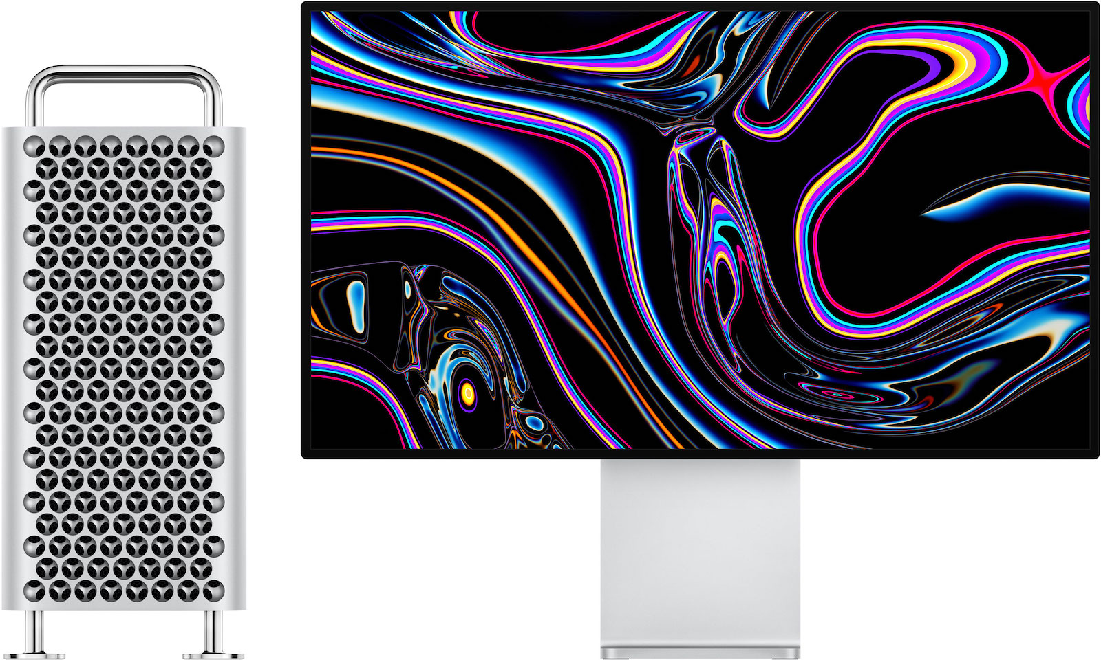 Macpro and pro display xdr