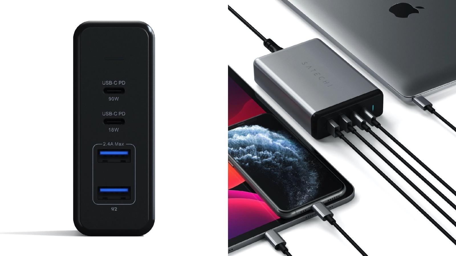 Satechi 108 Pro USBC PD Desktop Charger