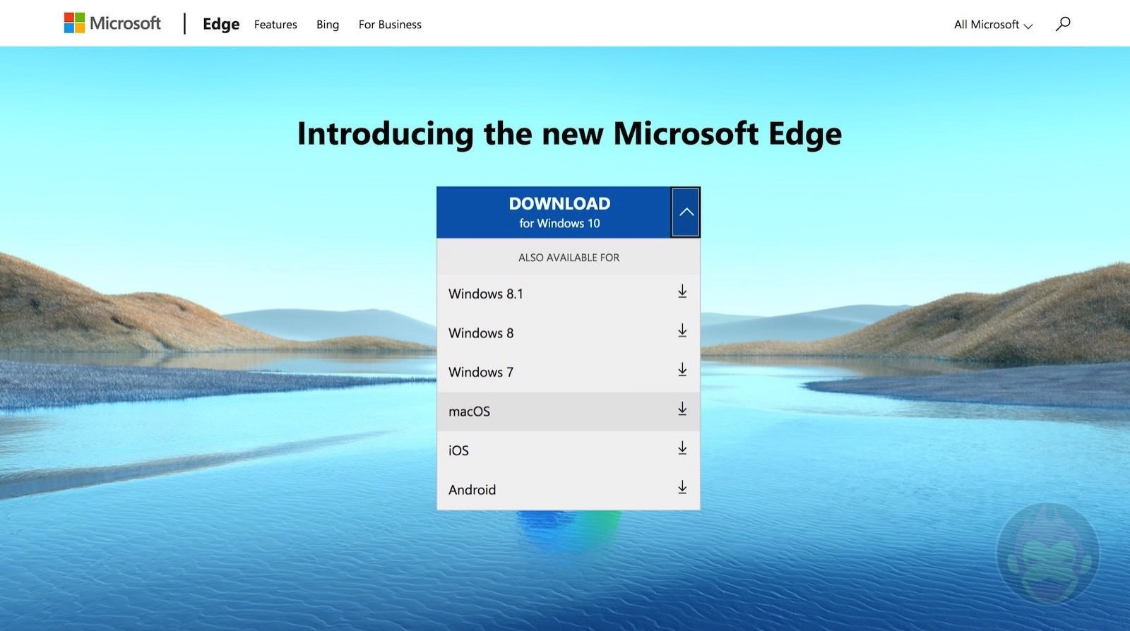 The New Microsoft Edge Browser dl 02