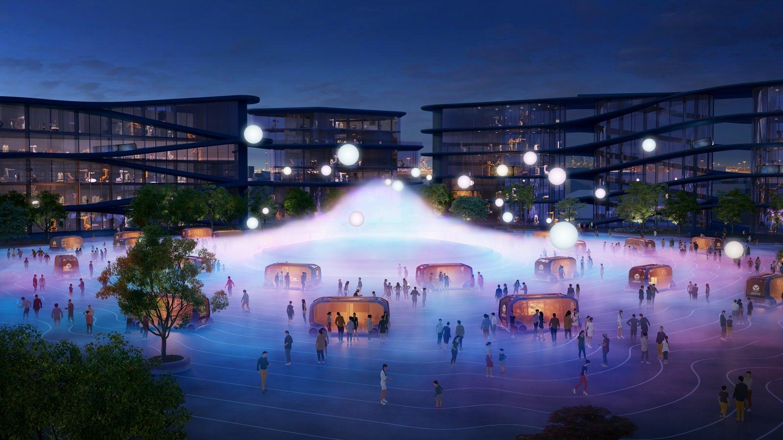 Toyota Woven City Concept Image 07