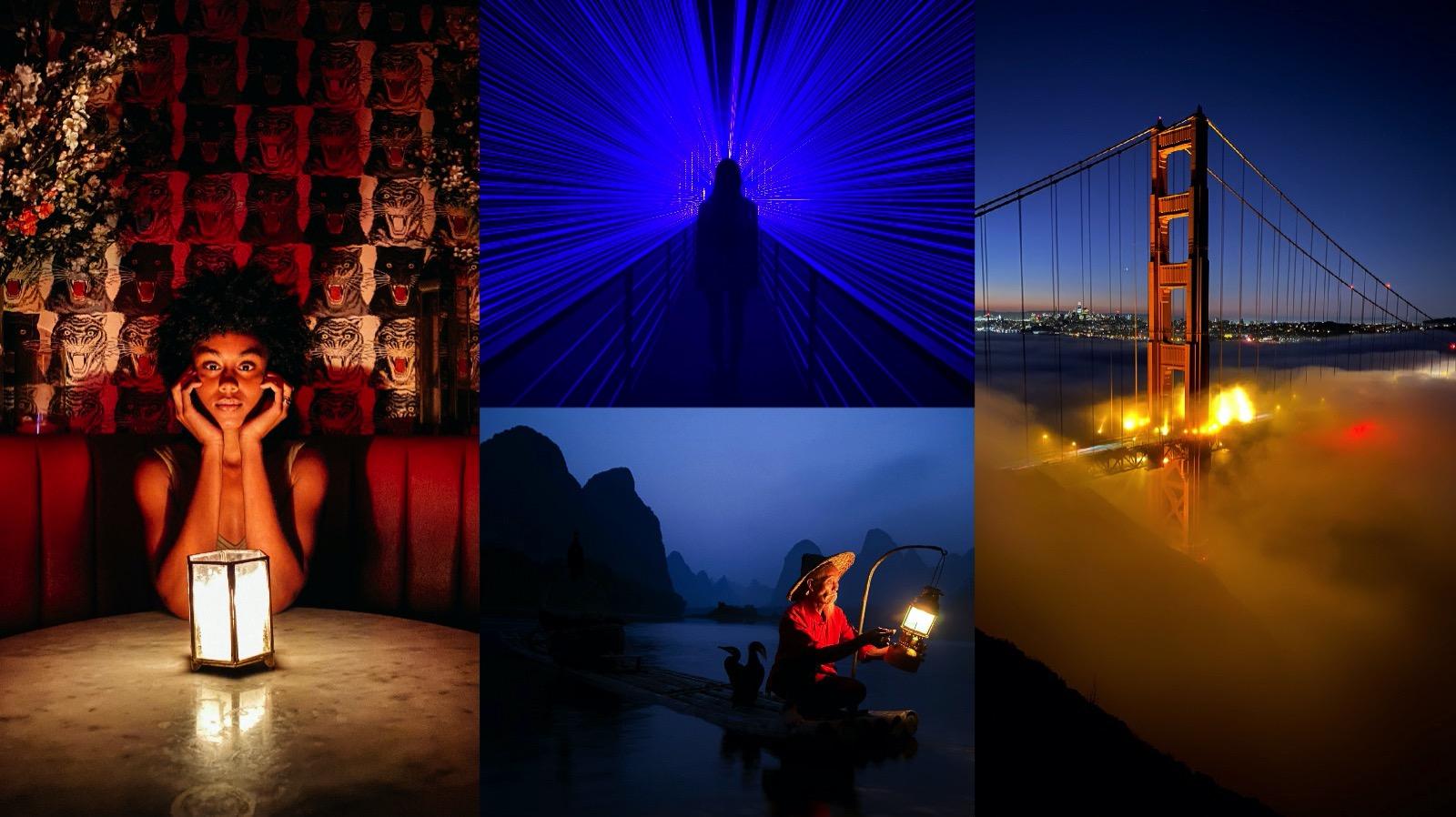 IPhone Night Shot Photo Challenge