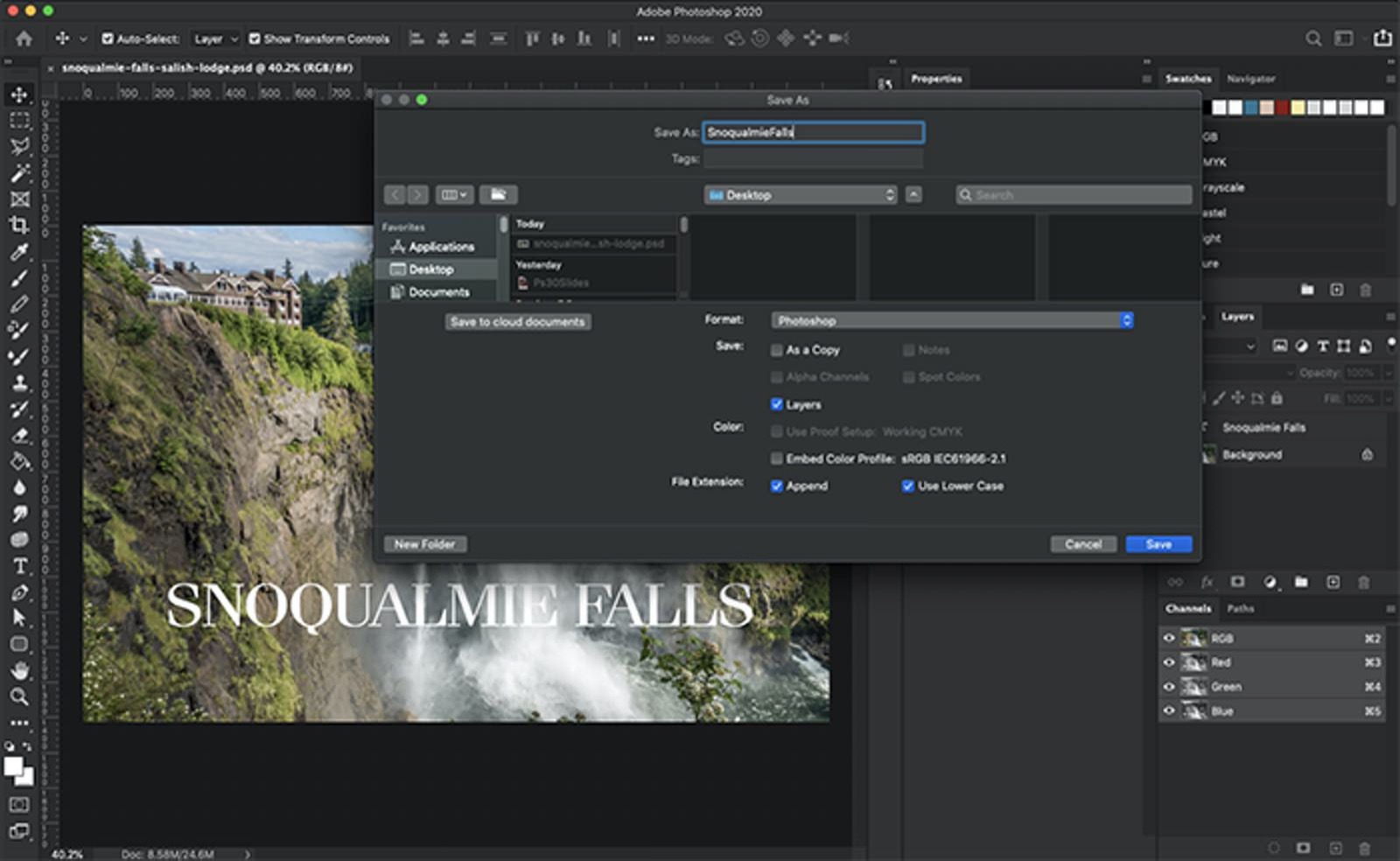 Adobe Photoshop 30th anniversay 2