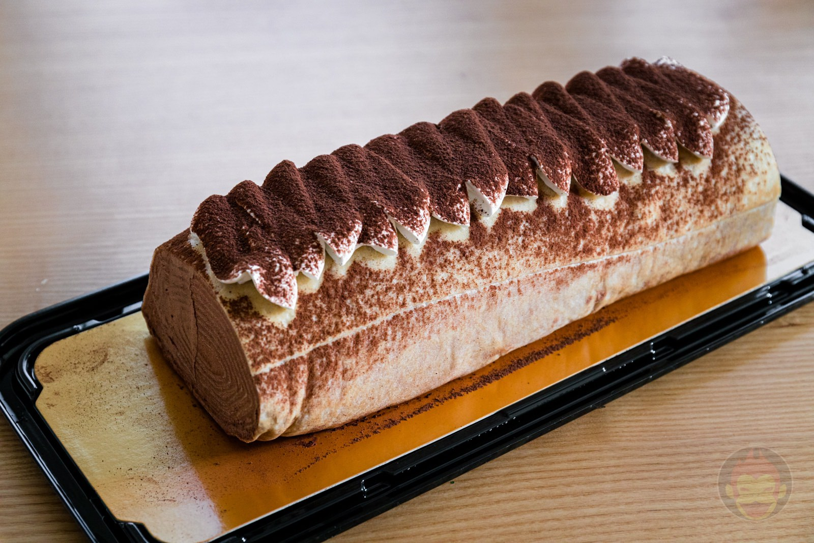 Chocolate Crape Roll Costco Dessert 03