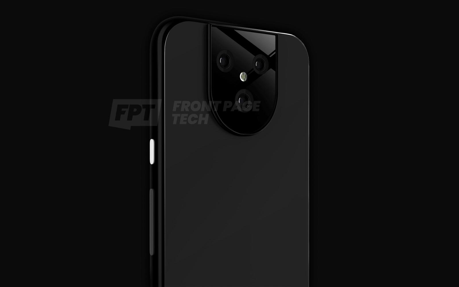 FPT Google Pixel 5 prototype