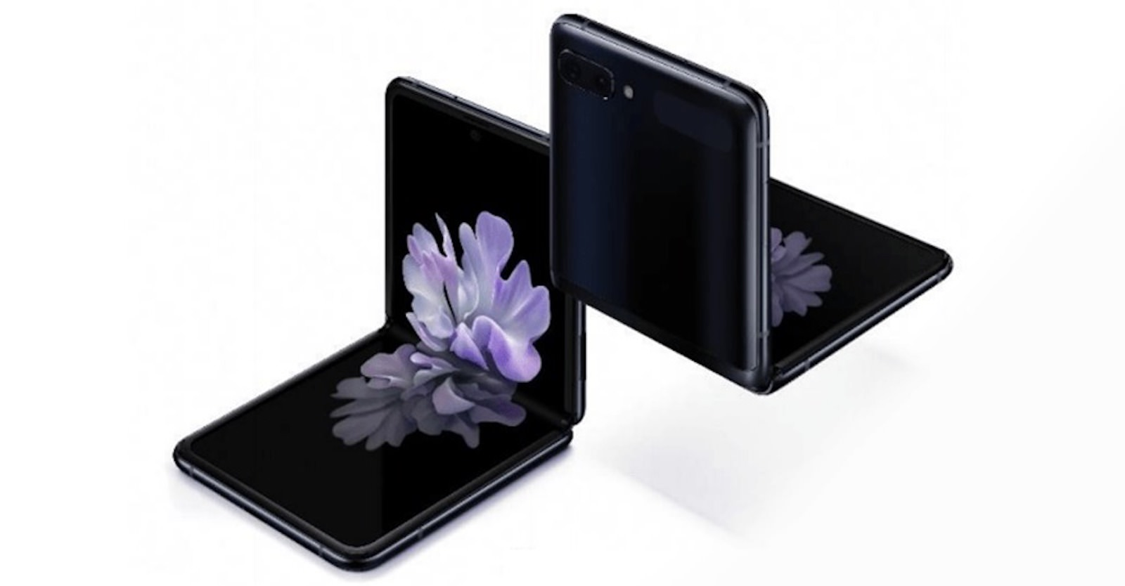 Galaxy z flip phone