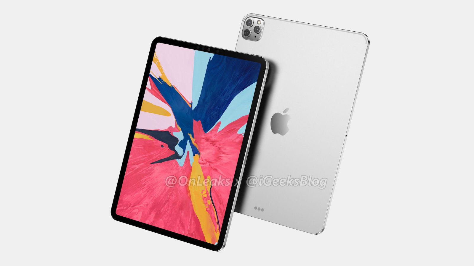New render show 2020 11 inch iPad Pro scaled