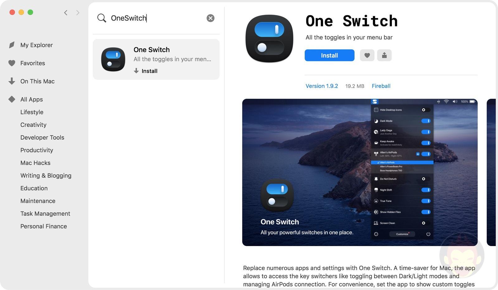 One Switch Mac App 05