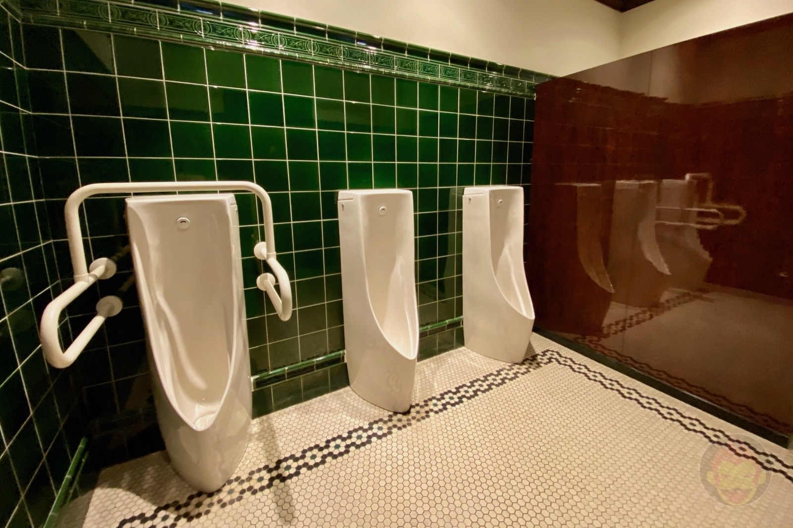 Photo of mens toilet 01