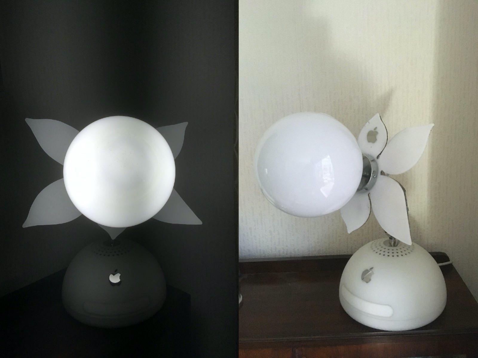 IMac G4 Lamp DIY