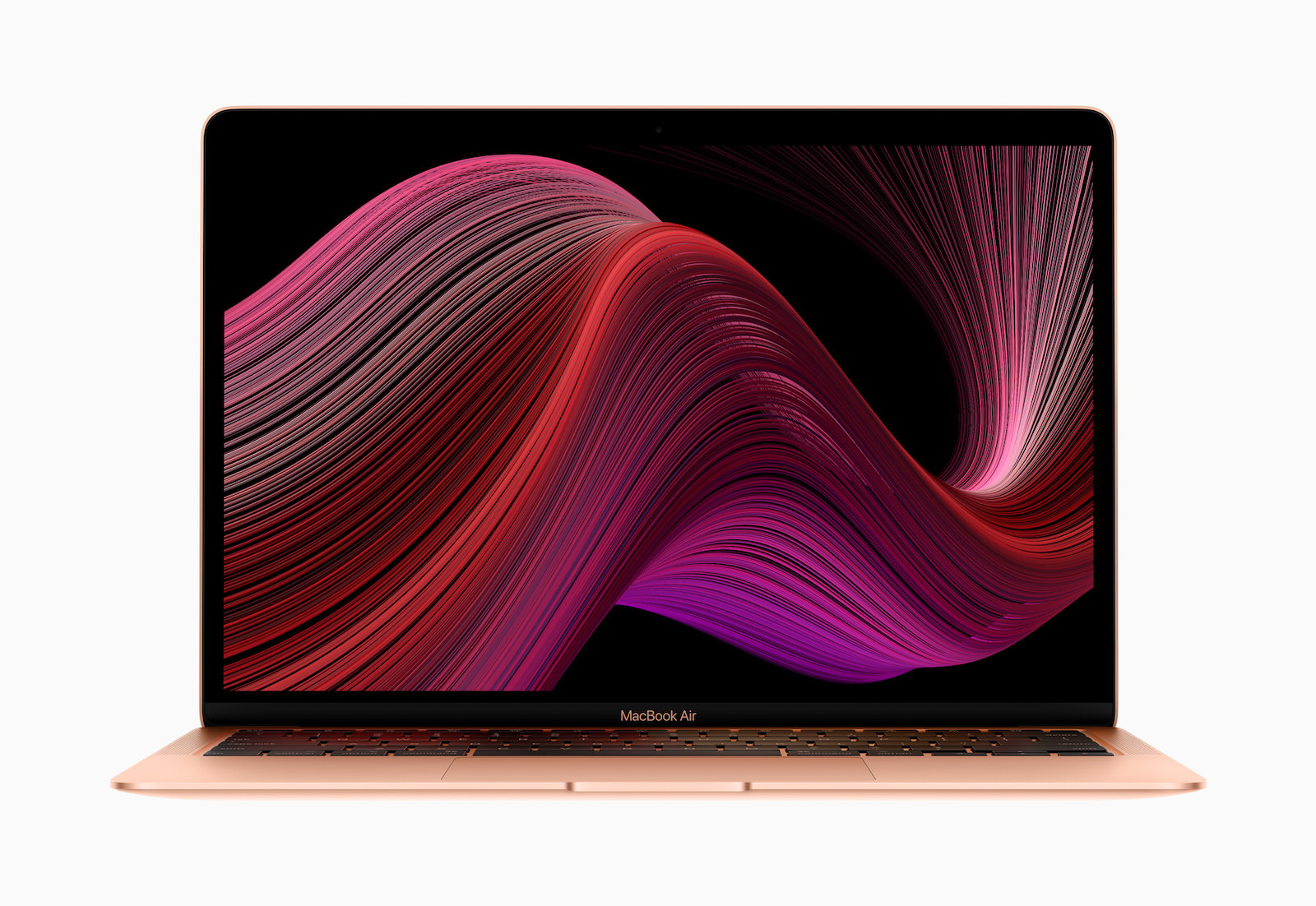 Apple new macbook air wallpaper screen 03182020