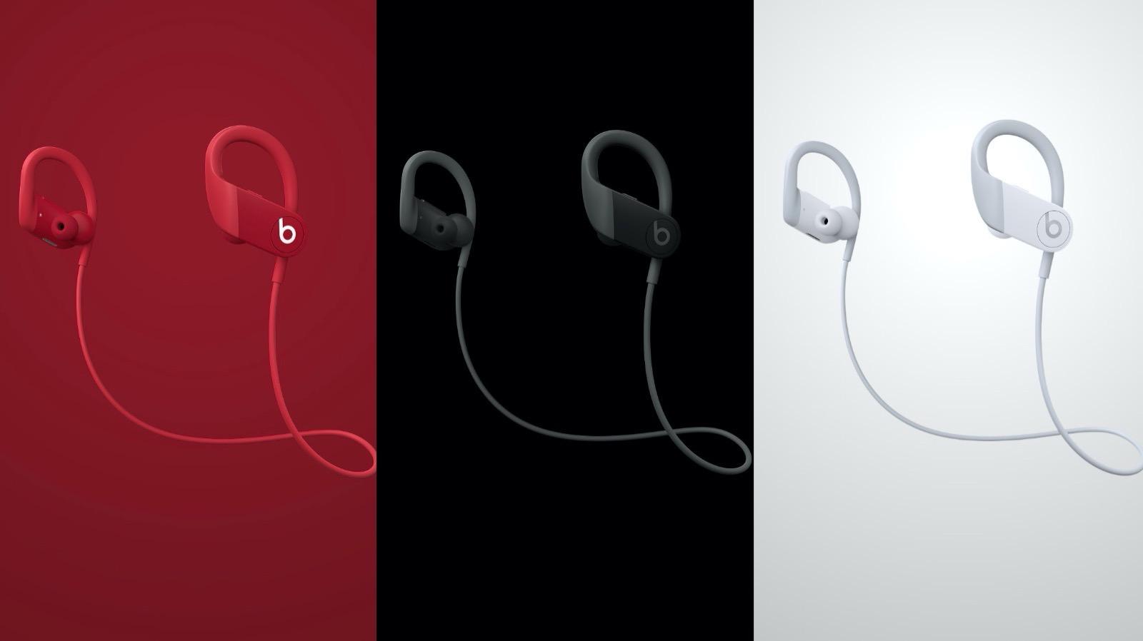 Beats Powerbeats4 wireless earphones
