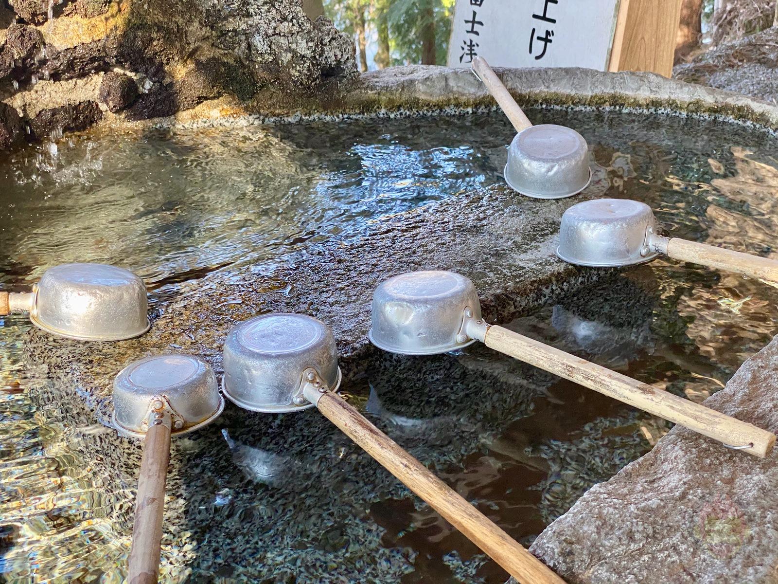 Yamanashi Arakurayamasangen Park Chureito 03
