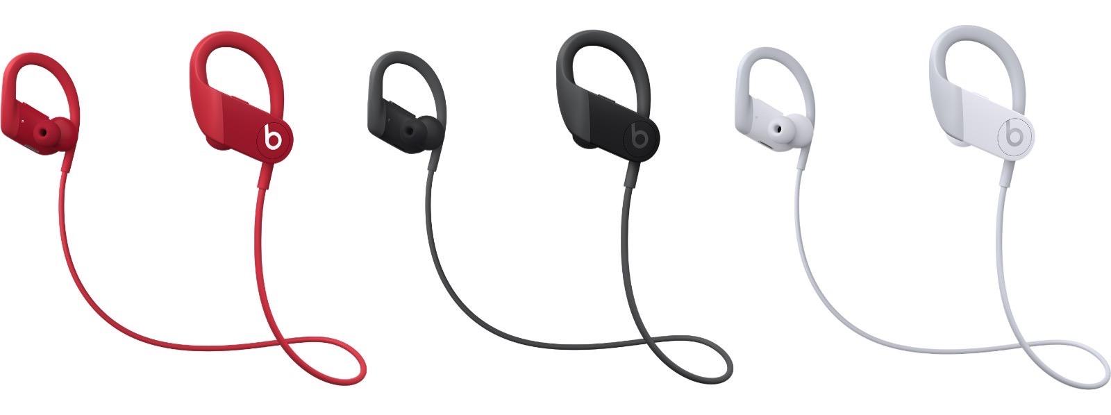 Beats Powerbeats4 wireless earphonesーcolors