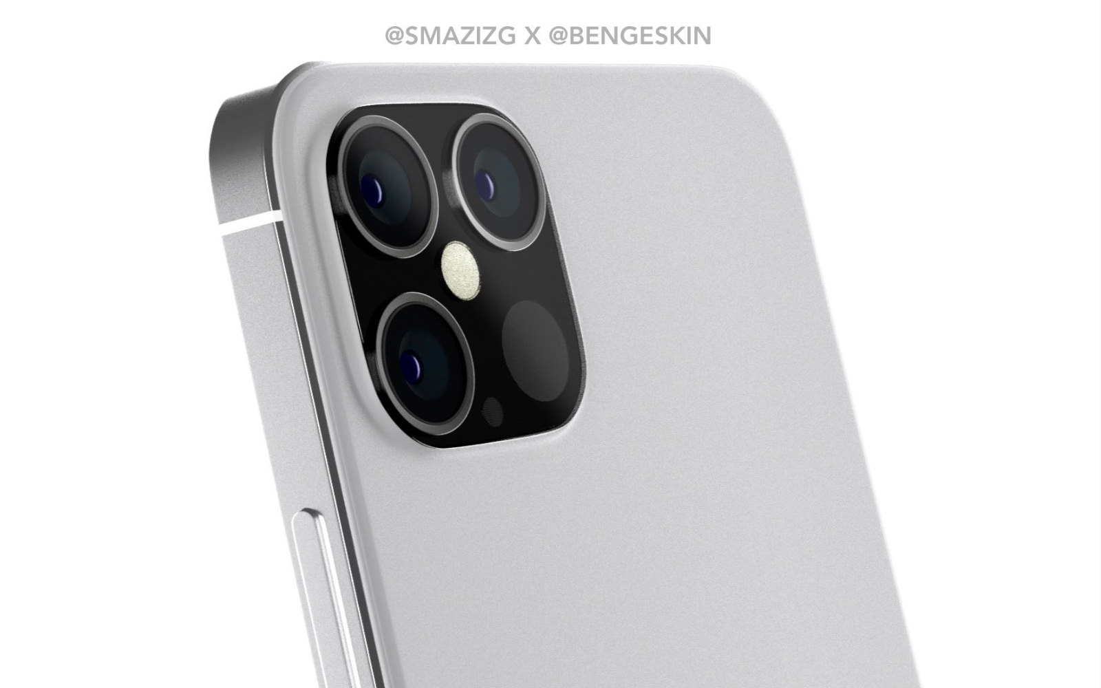 Iphone 12 concept by bengeskin