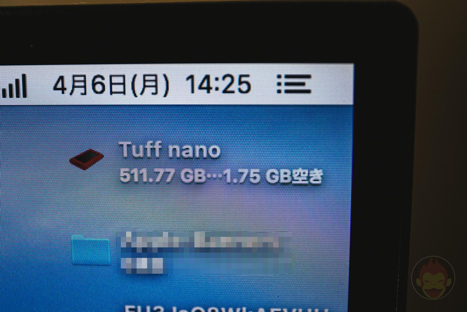 Caldigit Tuff Nano SSD Review 04