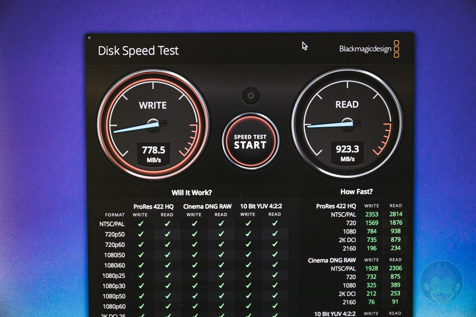 Caldigit Tuff Nano SSD Review 05