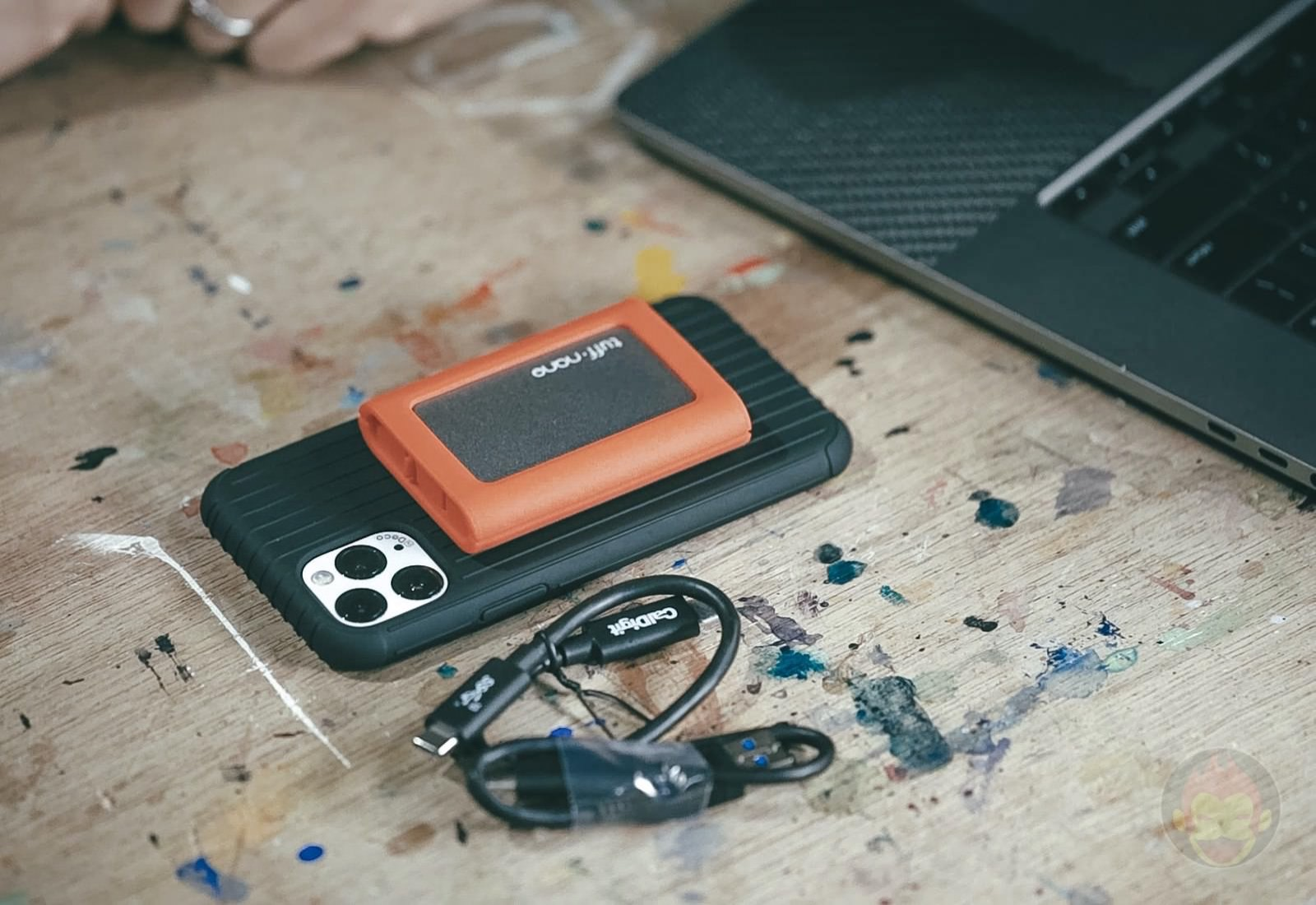 Caldigit Tuff Nano SSD Review 2 01