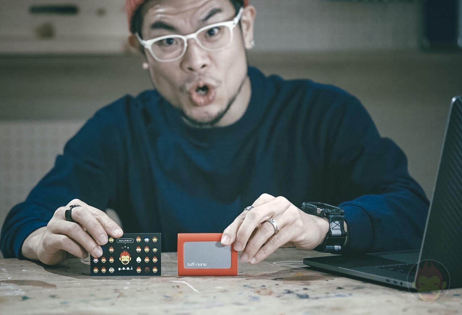 Caldigit Tuff Nano SSD Review 2 04