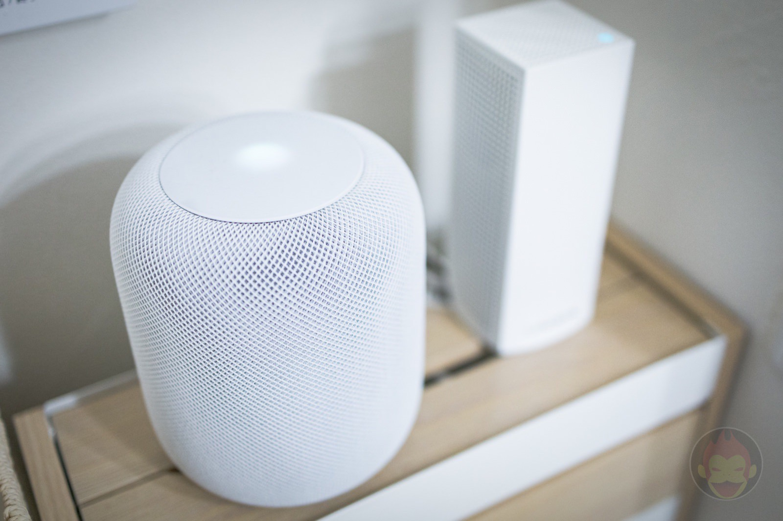 GoriMe Homepod with Linksys Velop 01