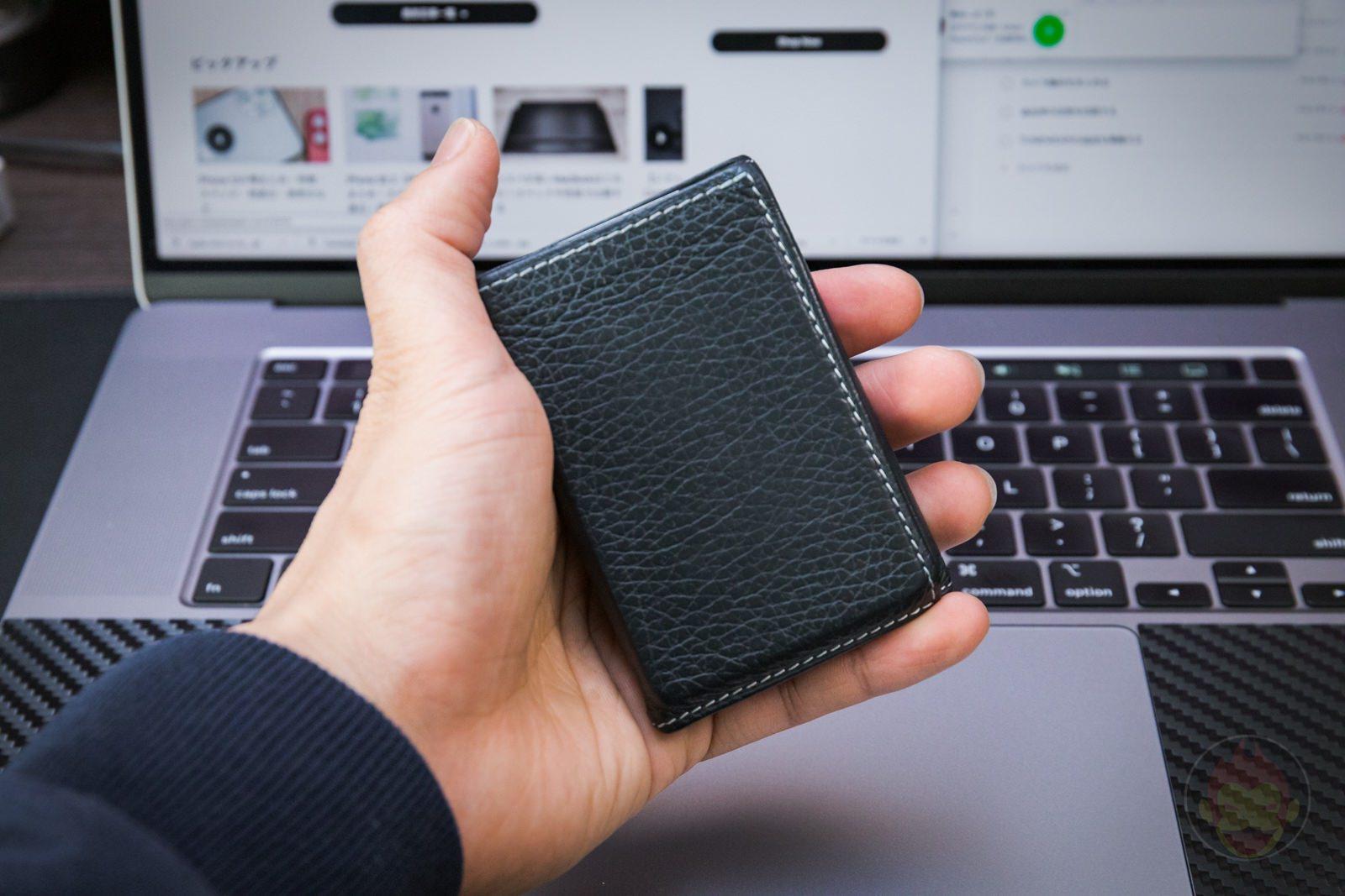 Presso Pique Minimal Wallet for EDC 01