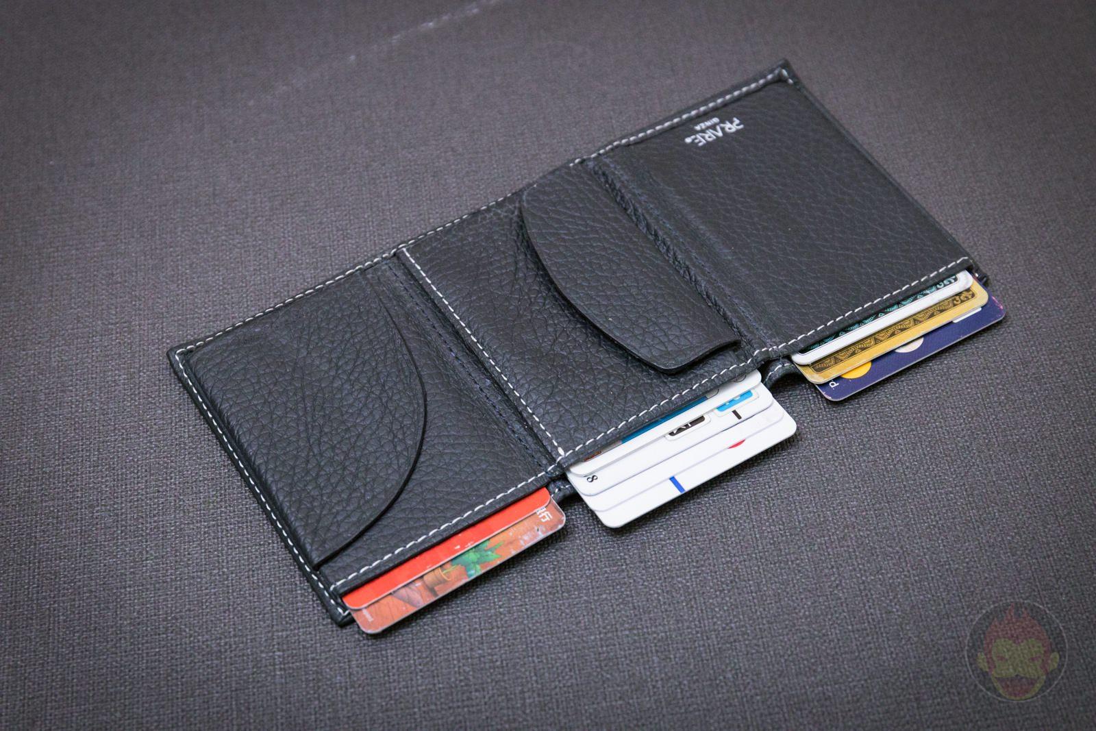 Presso Pique Minimal Wallet for EDC 02