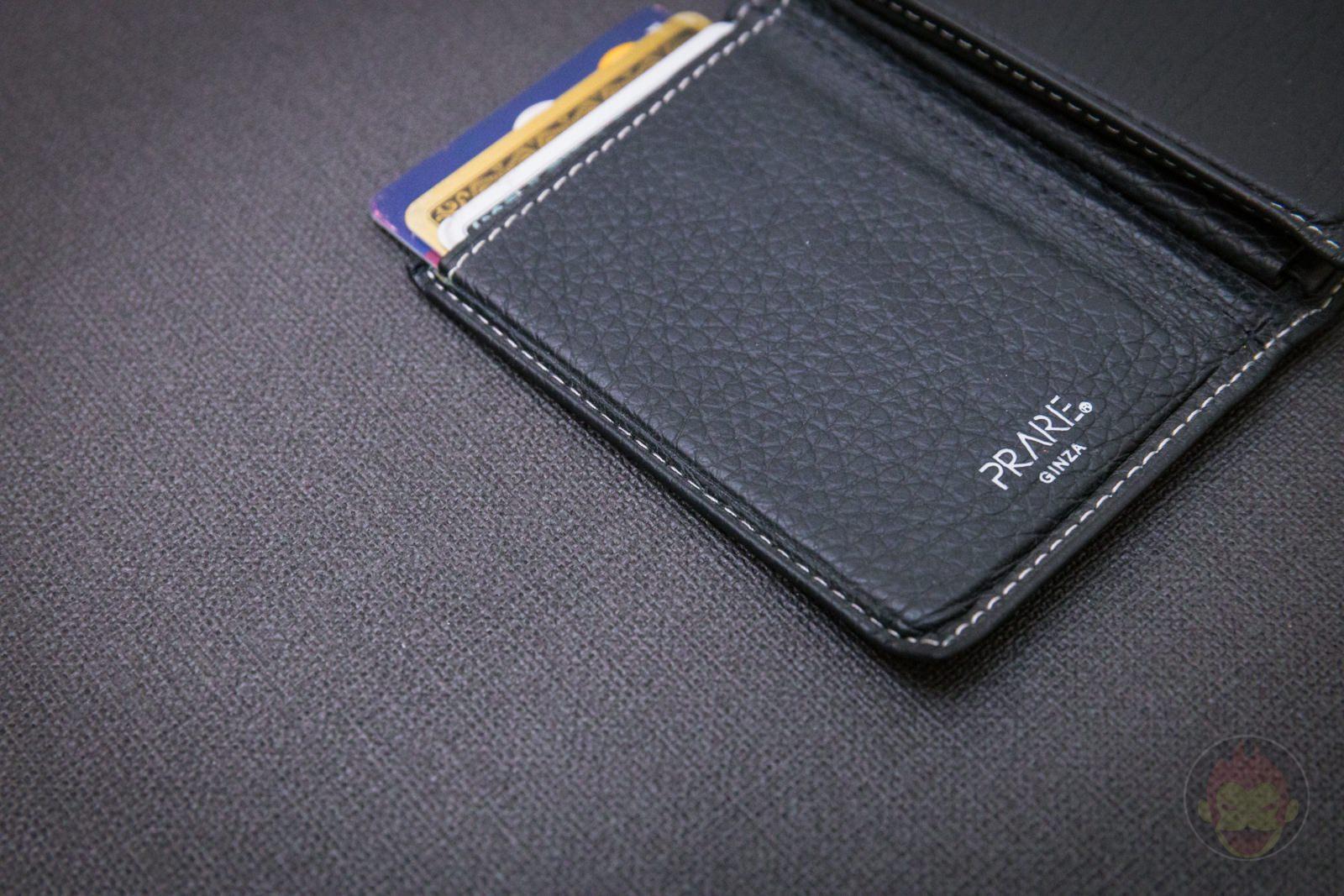 Presso Pique Minimal Wallet for EDC 03
