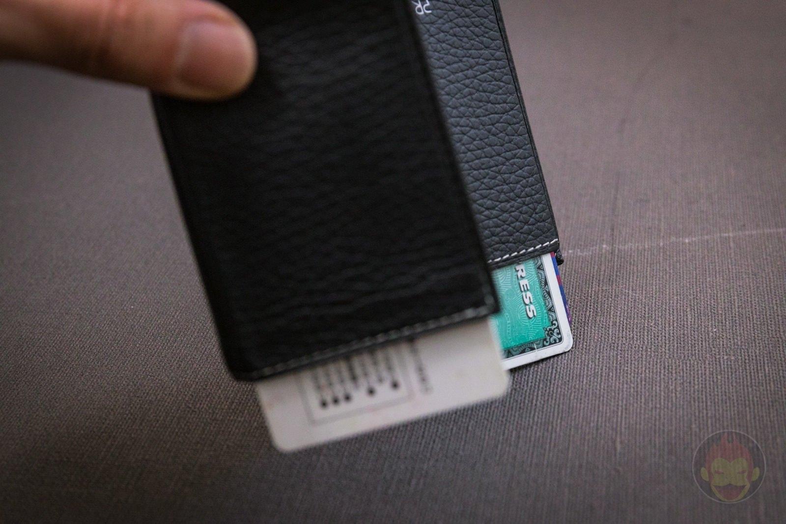 Presso Pique Minimal Wallet for EDC 06