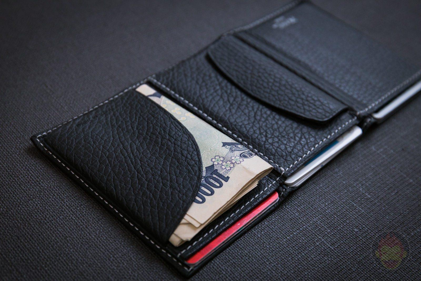 Presso Pique Minimal Wallet for EDC 07