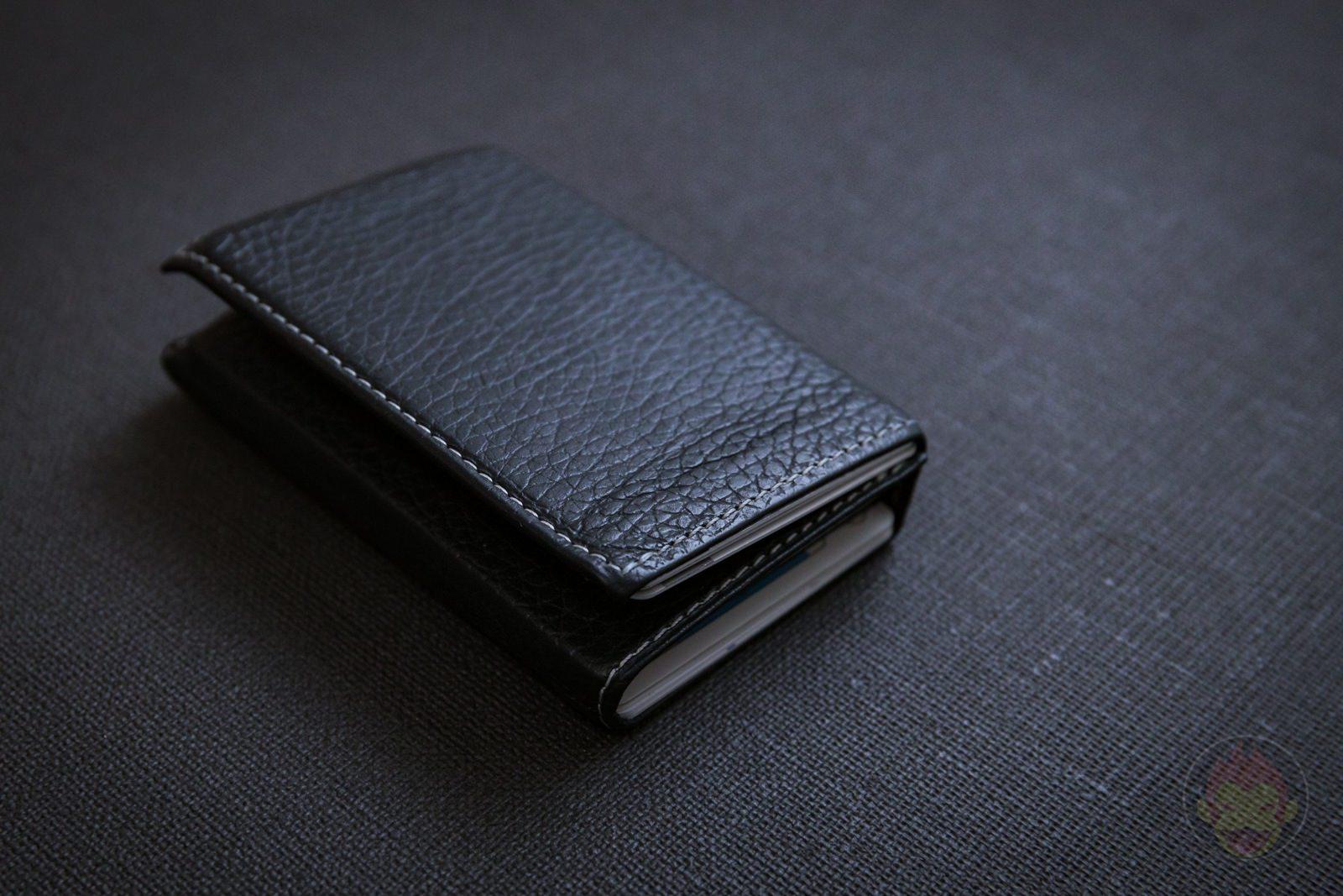 Presso Pique Minimal Wallet for EDC 08