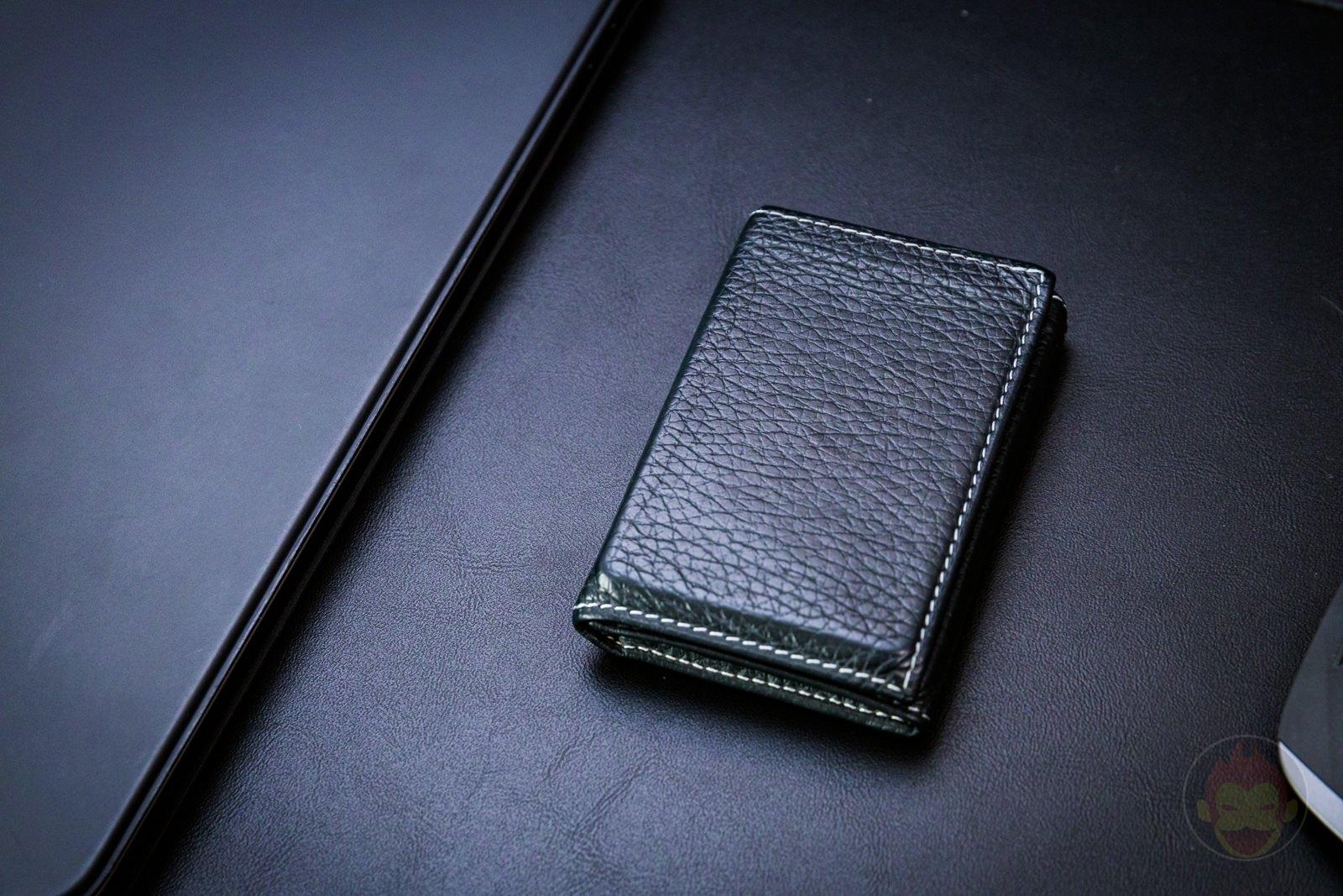Presso Pique Minimal Wallet for EDC 15