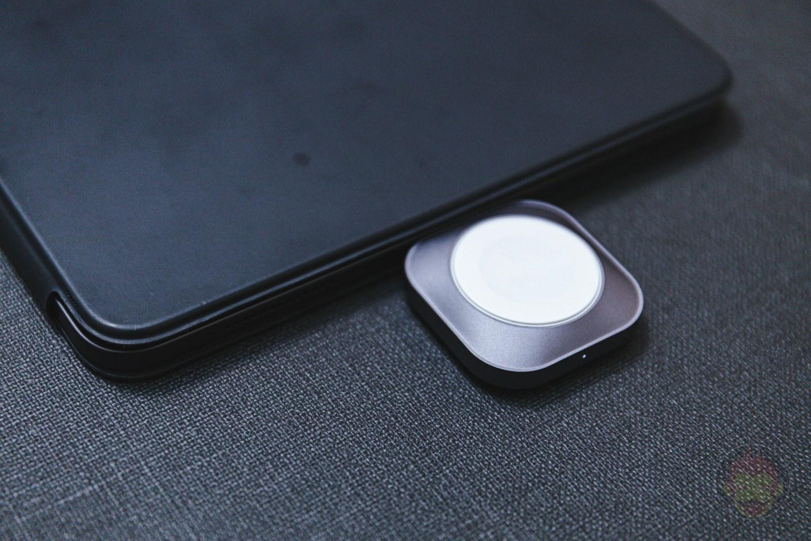 Satechi USB C Apple Watch Charging Dock 02