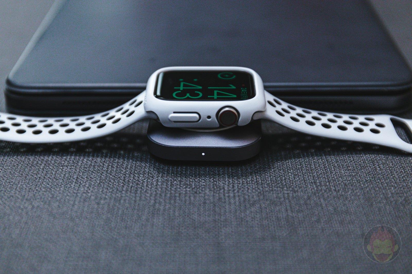 Satechi USB C Apple Watch Charging Dock 04