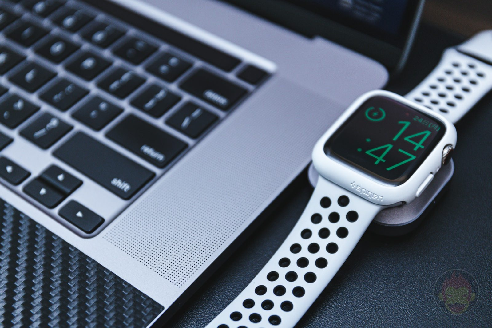 Satechi USB C Apple Watch Charging Dock 06