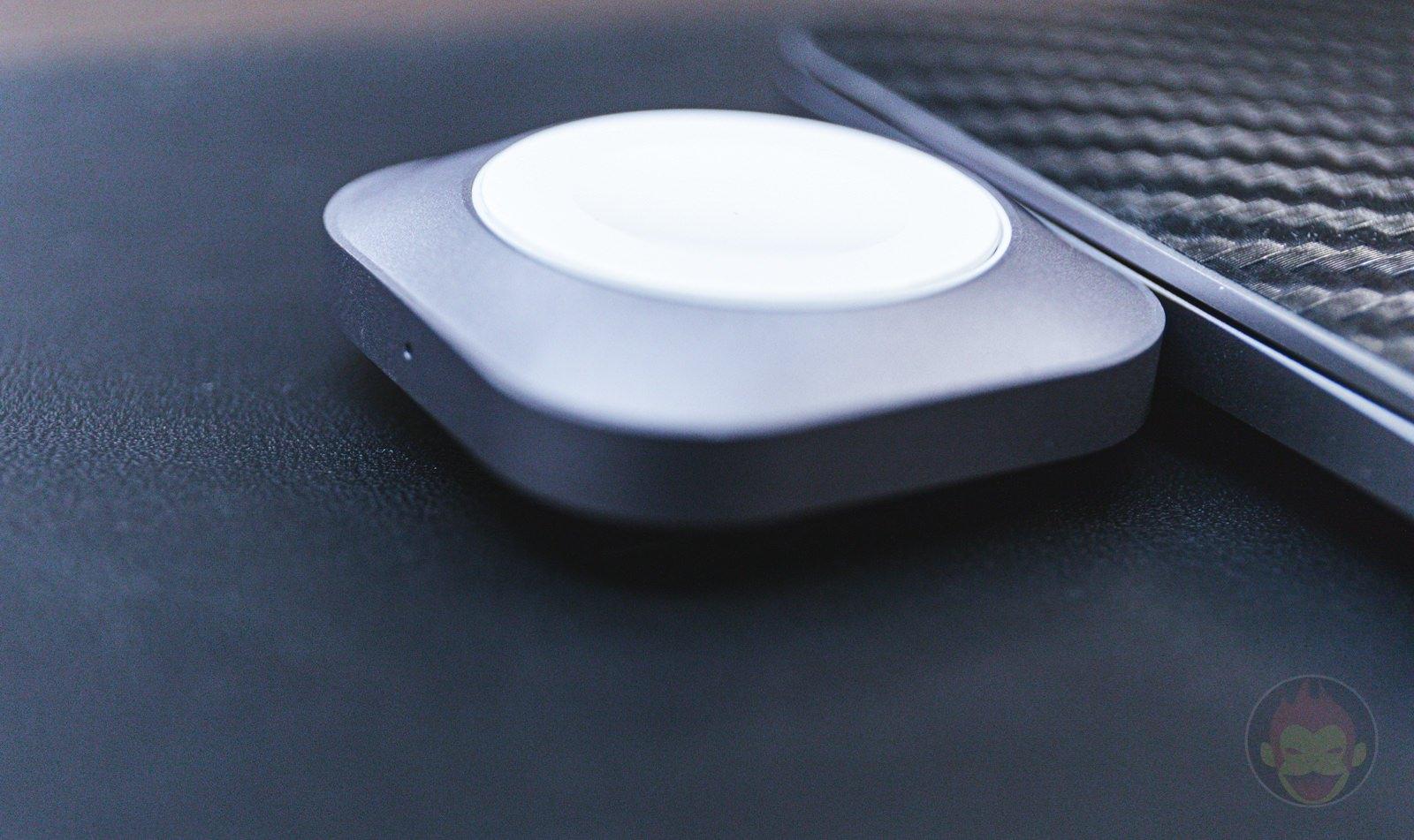 Satechi USB C Apple Watch Charging Dock 08