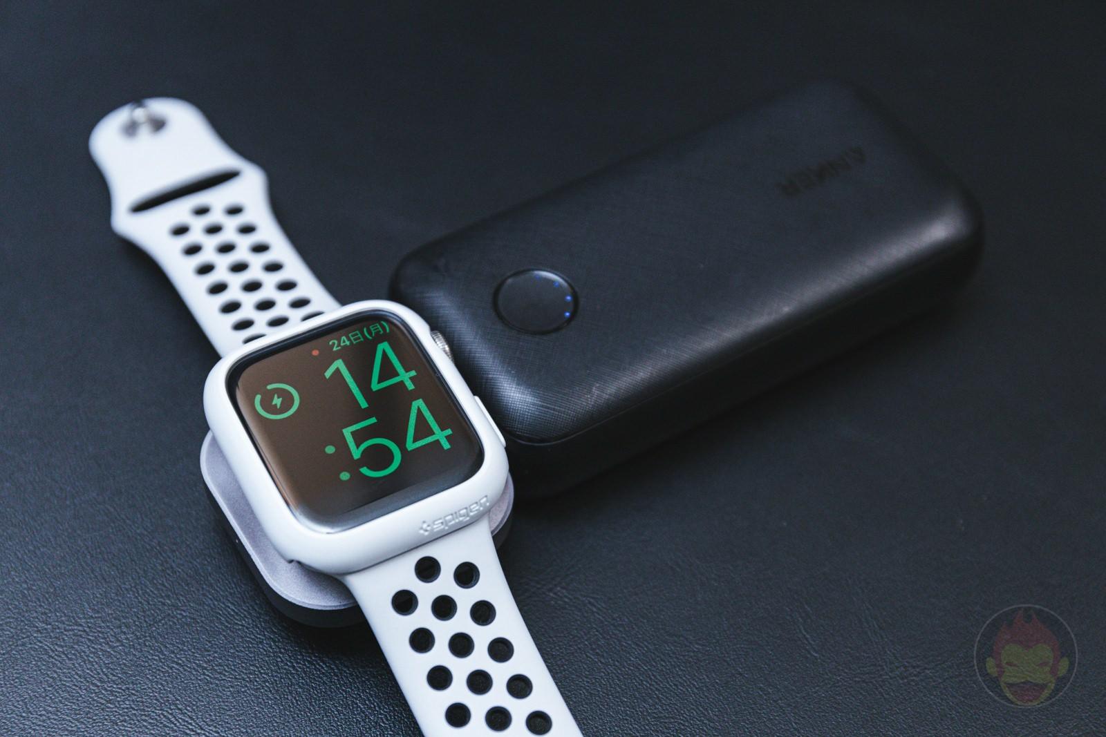 Satechi USB C Apple Watch Charging Dock 09