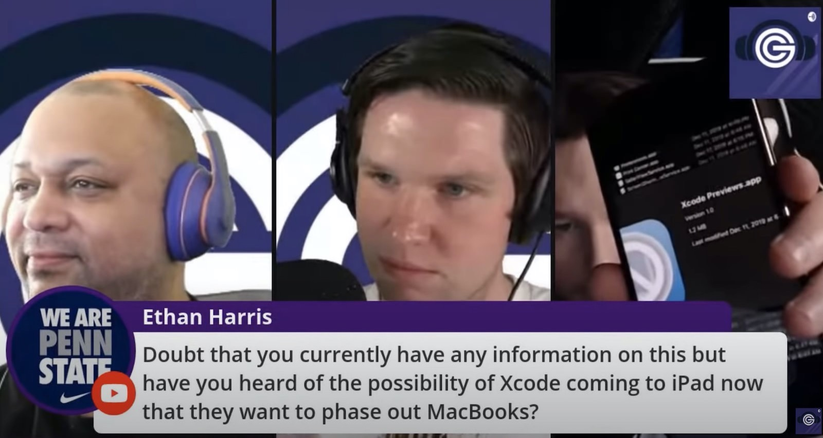 Xcode Previews app