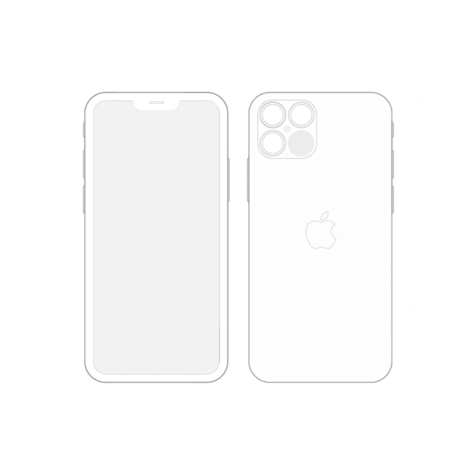 iphone 12 with smaller notch