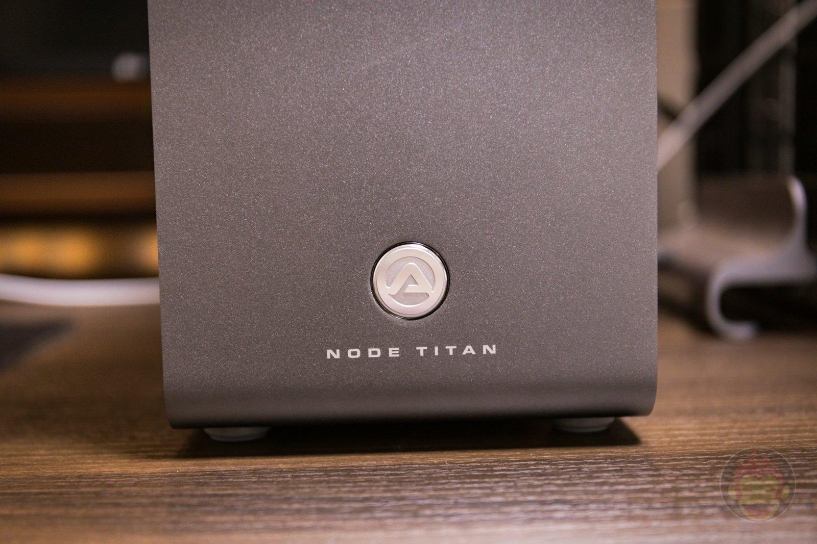AKiTiO Node Titan with msi AMD Radeon RX 5700 XT Review 02