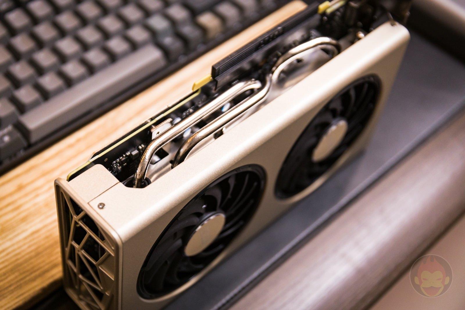 AKiTiO Node Titan with msi AMD Radeon RX 5700 XT Review 13