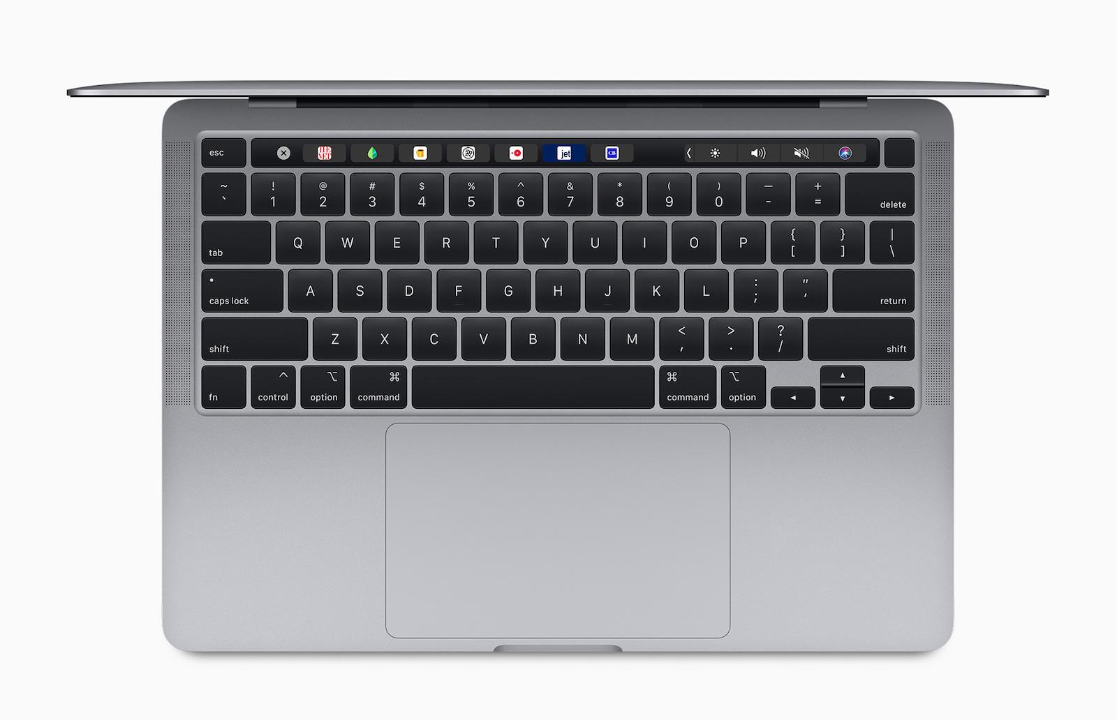 MacBook Pro 13inch keyboard