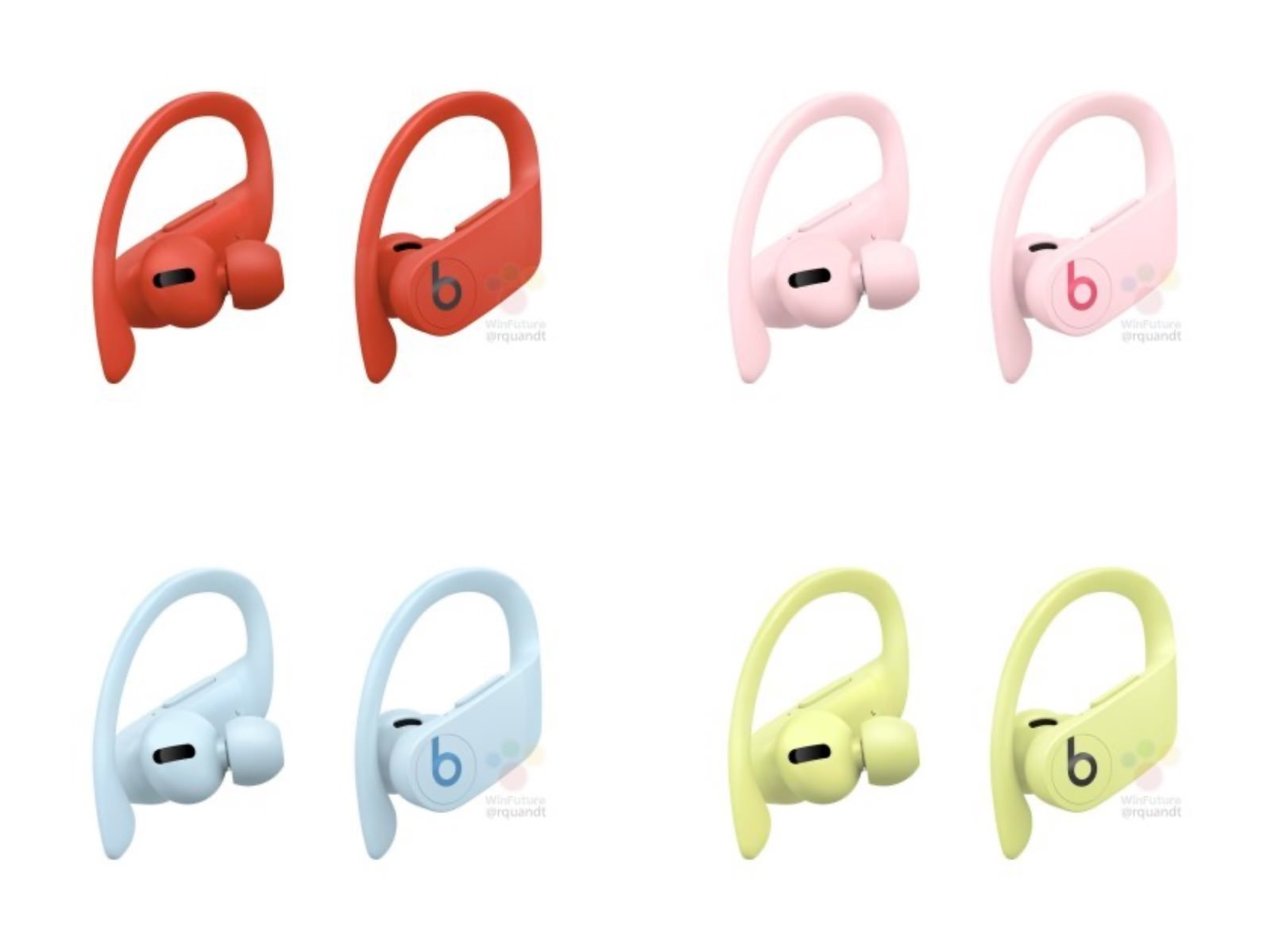 Powerbeats Pro New Colors