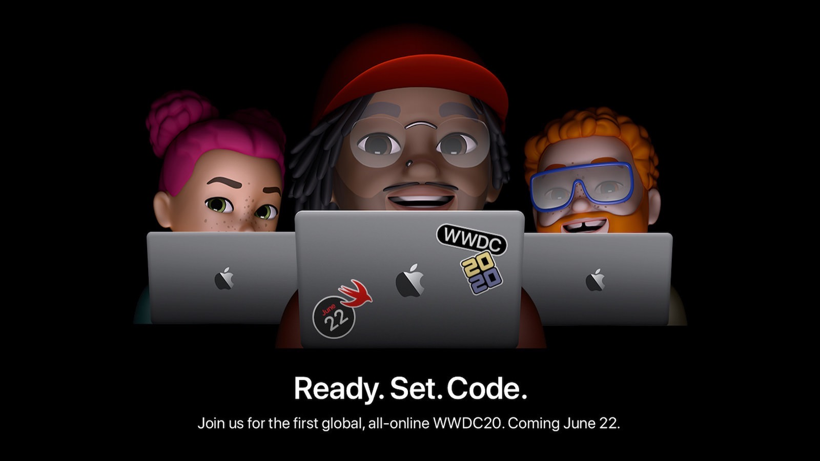Apple wwdc announcement ready set code 05052020