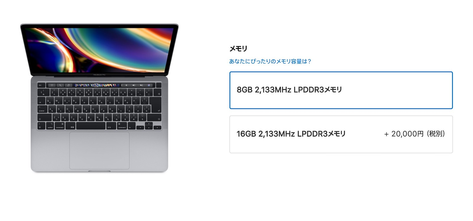 Macbook pro 2port model ram