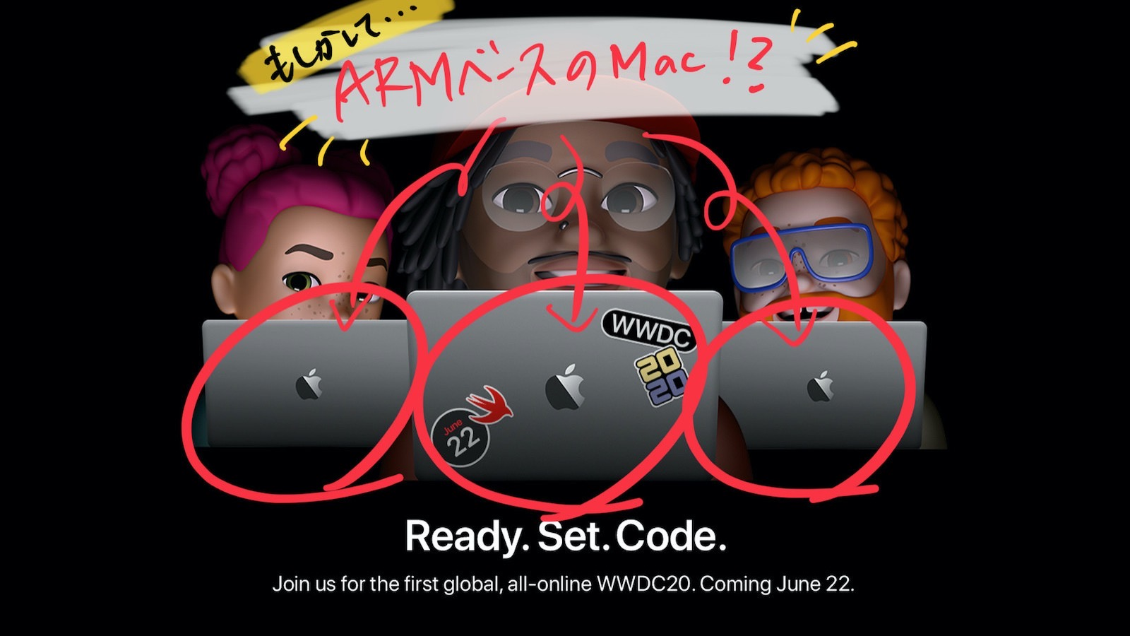 ARM Based Mac possible at WWDC20