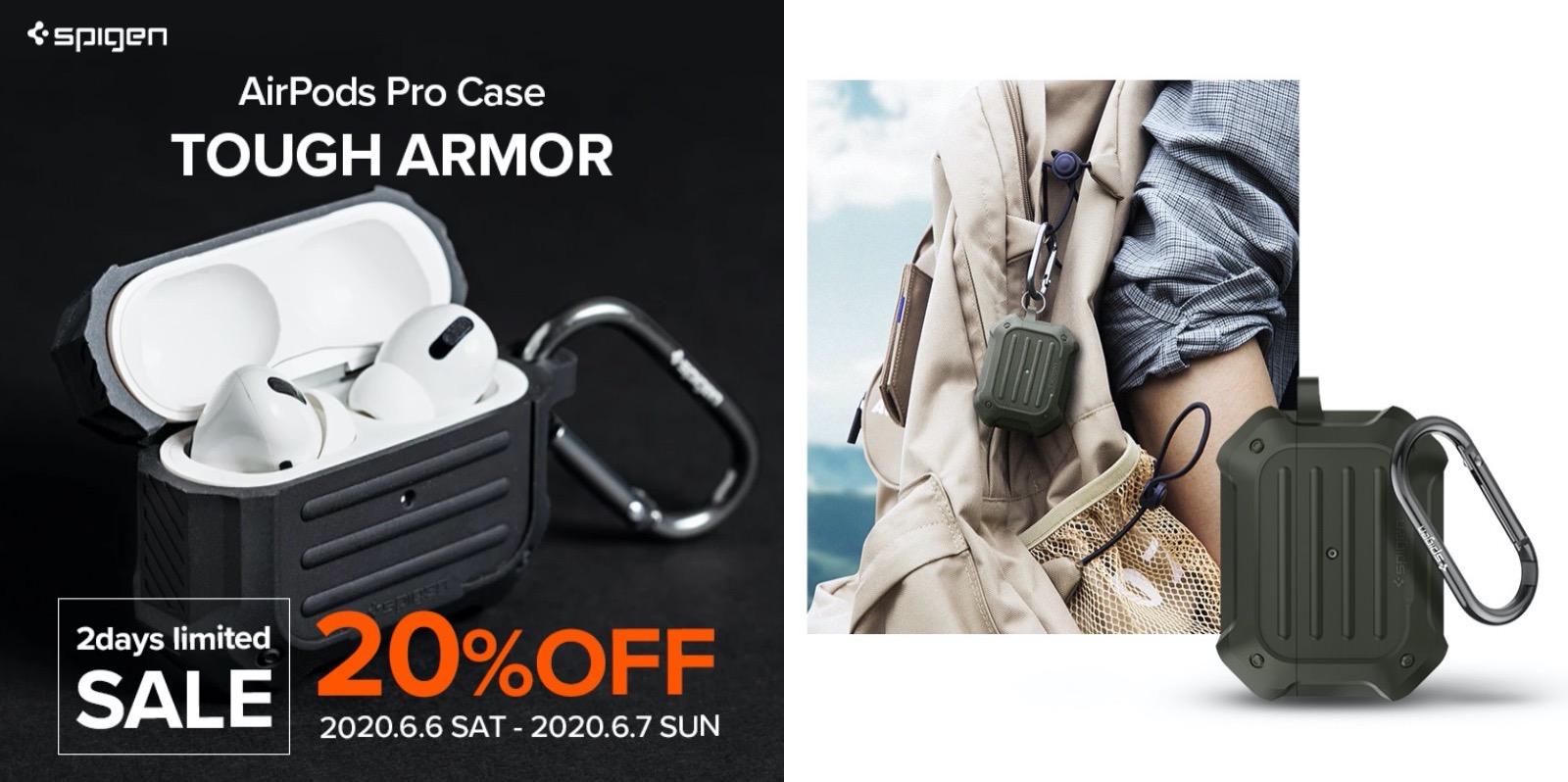 AirPods Pro Case Tough Armor Sale